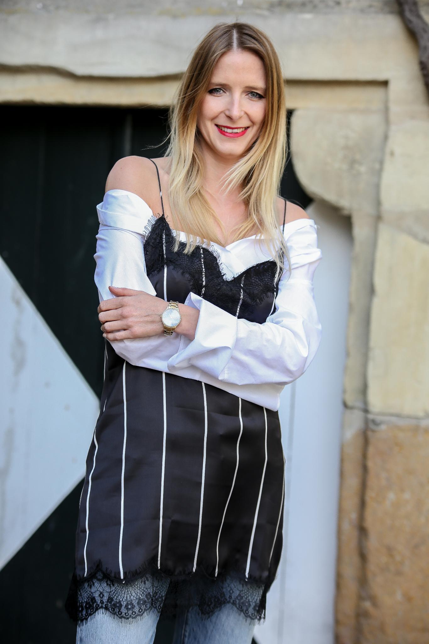 Fashion_Outfit_Off_Shoulder_Striped_Slipdress_MOD - by Monique-4
