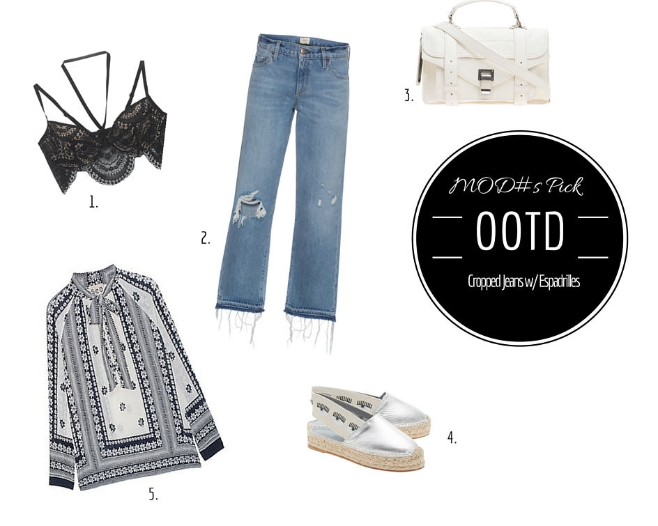 Shopping_MOD#s Pick_OOTD_Cropped_Jeans_Espadrilles_MOD - by Monique_