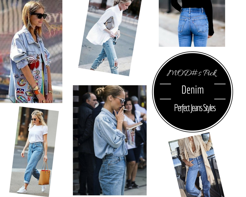 MOD - by Monique-Shopping-How-to-style-Denim-Collage