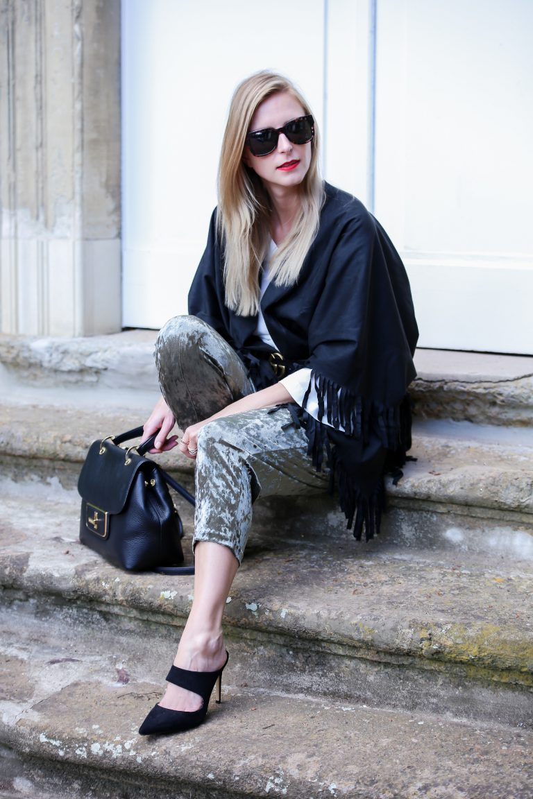 Indian Summer│Velvet Pants