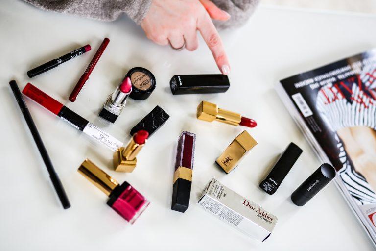 My favourite lipsticks