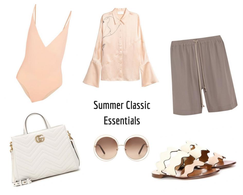 5 Summer Classic Essentials