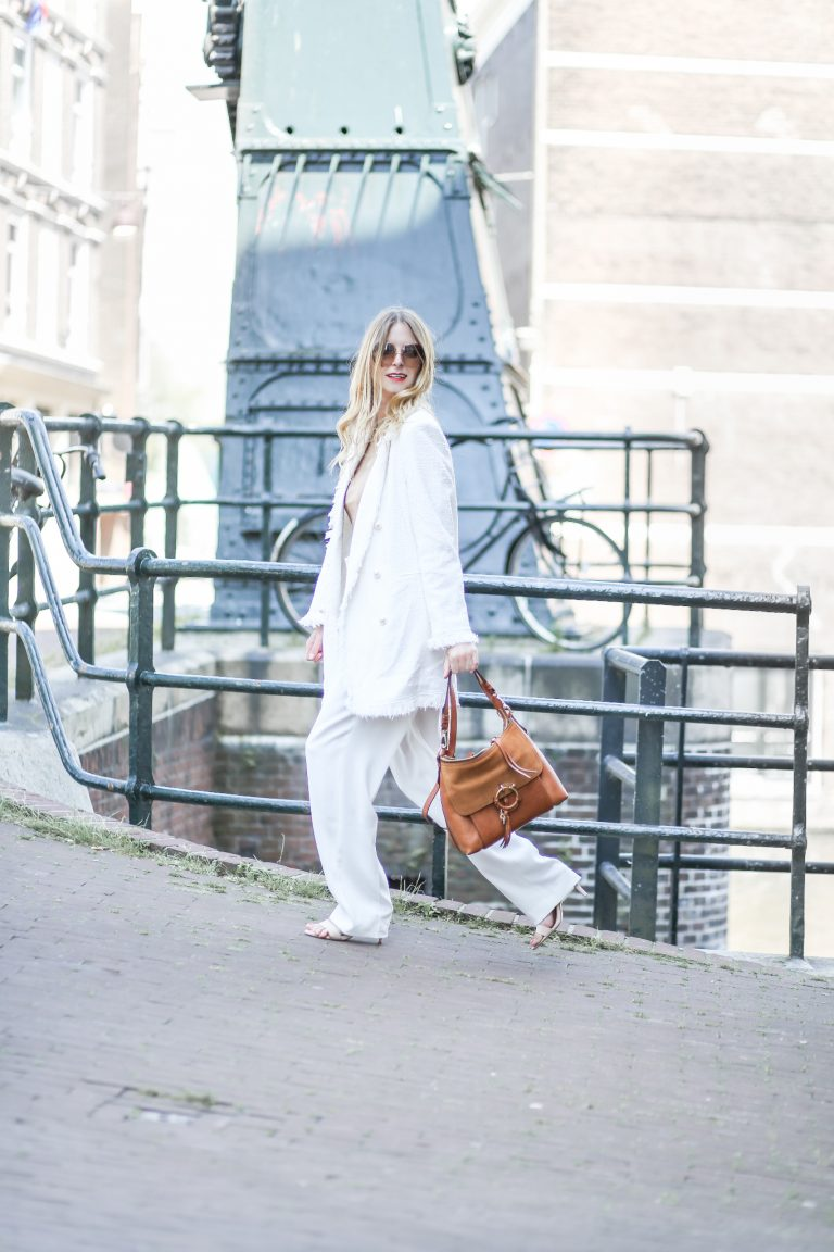 The White Suit: Best Office Look for Summer