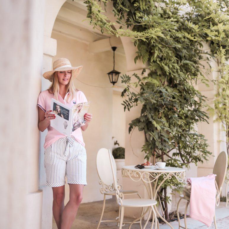 Summer days at the Palazzo