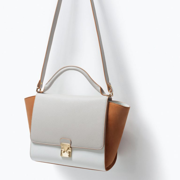 # Snap of the day: Trapez Bag #