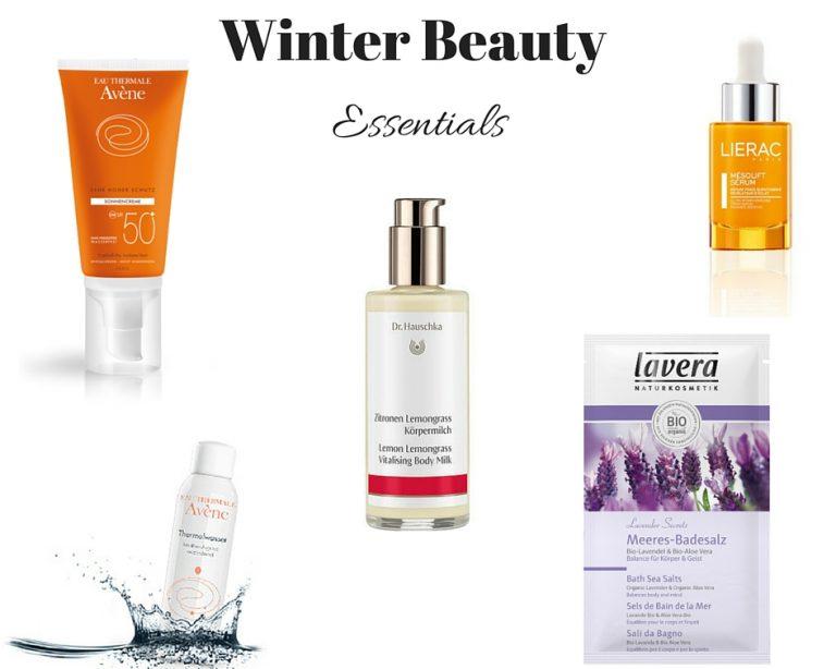 # Beauty Essentials – Winter #