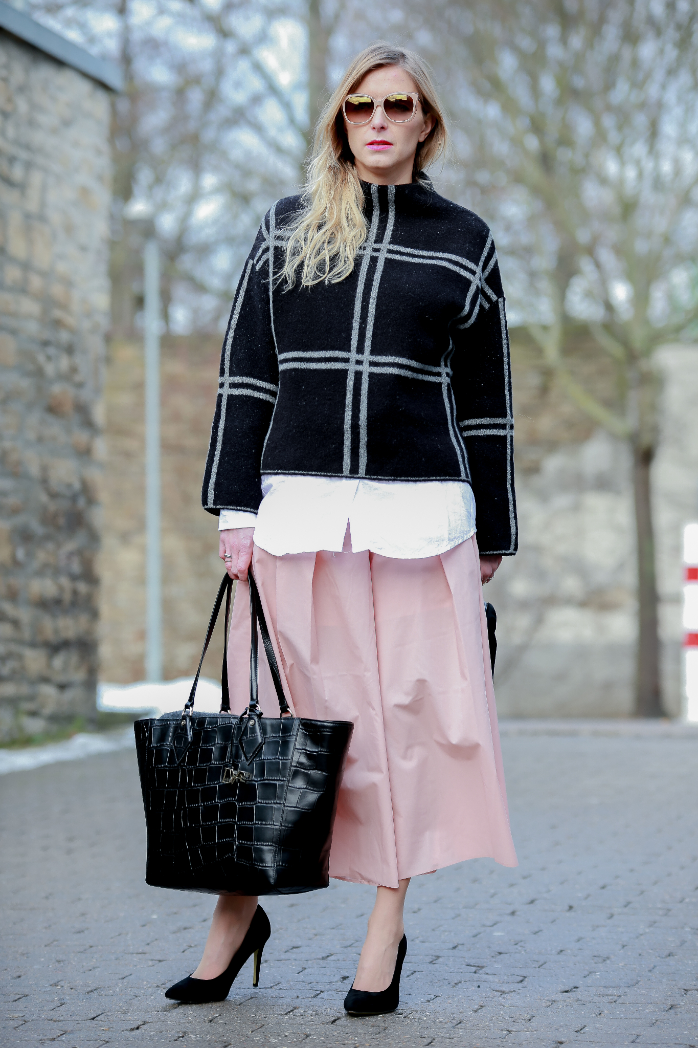 Fashion_Outfit_Pastel_Culotte_Jimmy_Choo-3