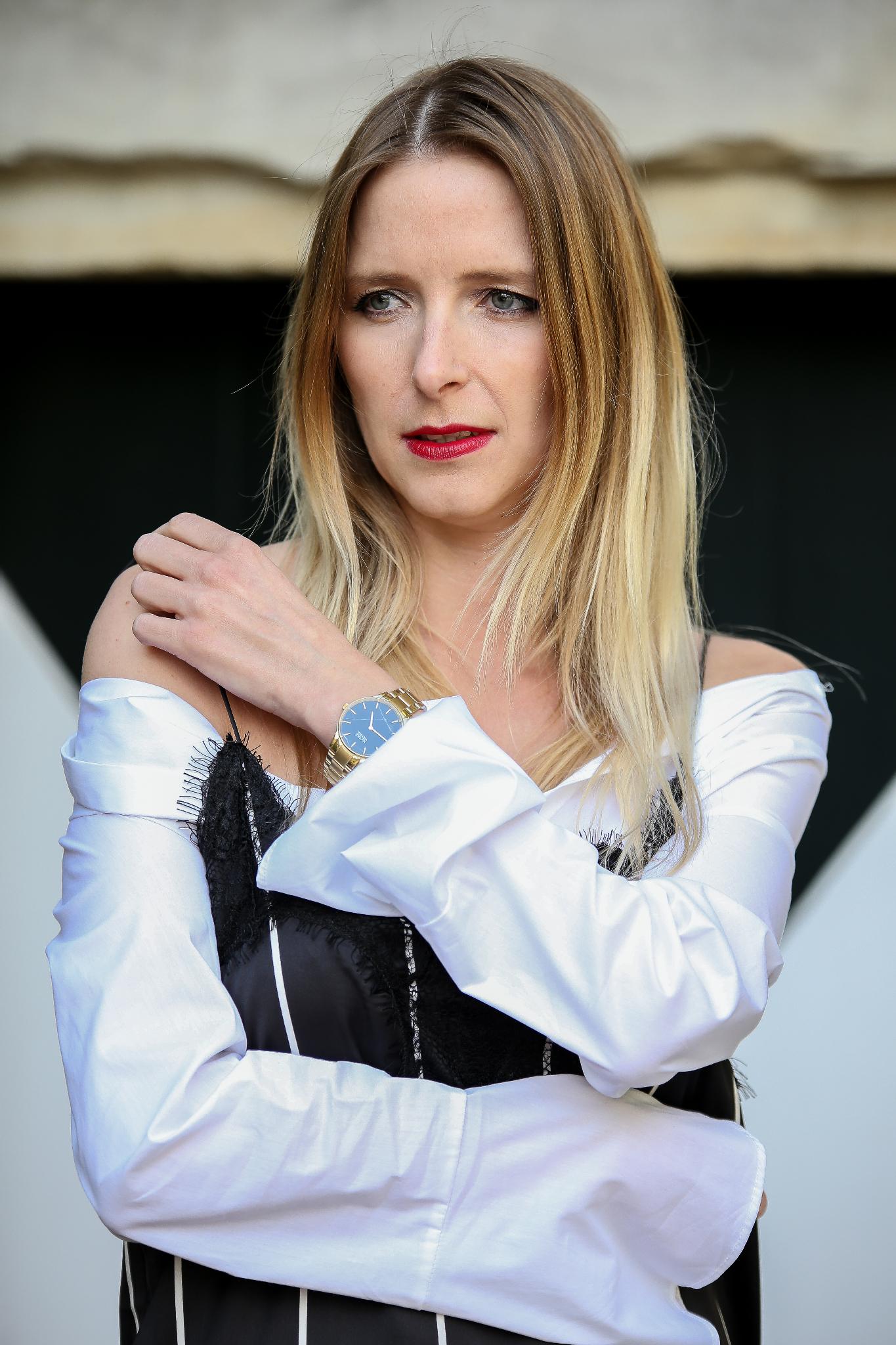 Fashion_Outfit_Off_Shoulder_Striped_Slipdress_MOD - by Monique-3
