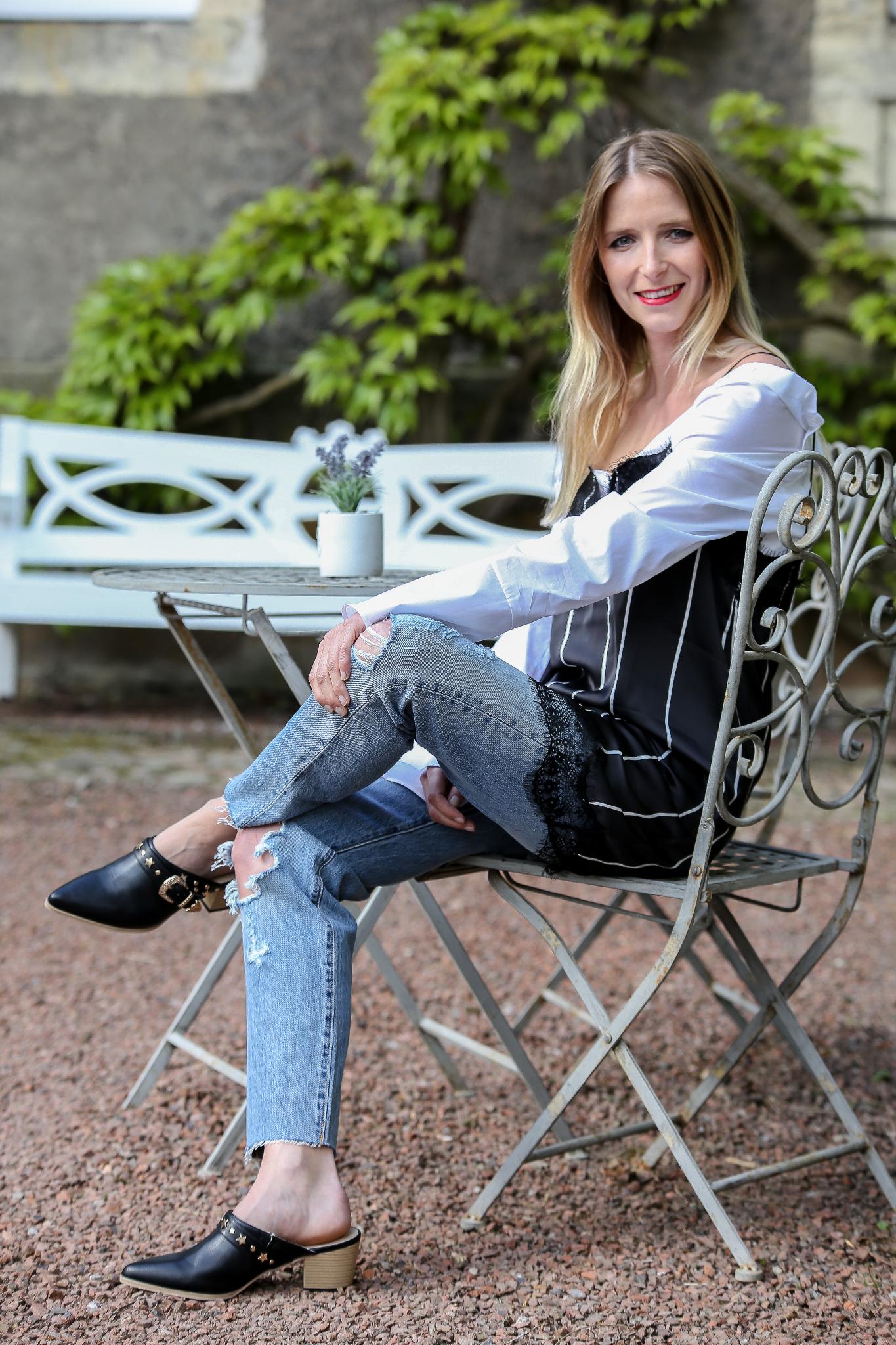 Fashion_Outfit_Off_Shoulder_Striped_Slipdress_MOD - by Monique-36