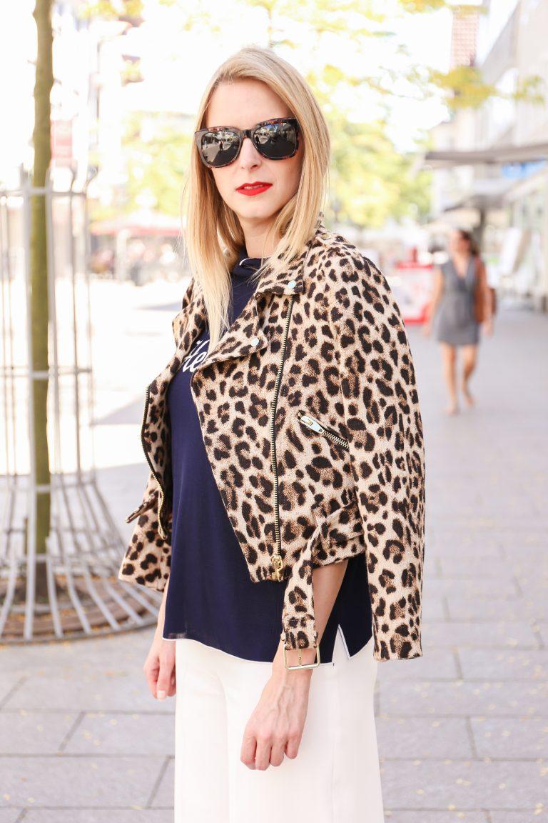 Leopard Print│Gucci Slipper