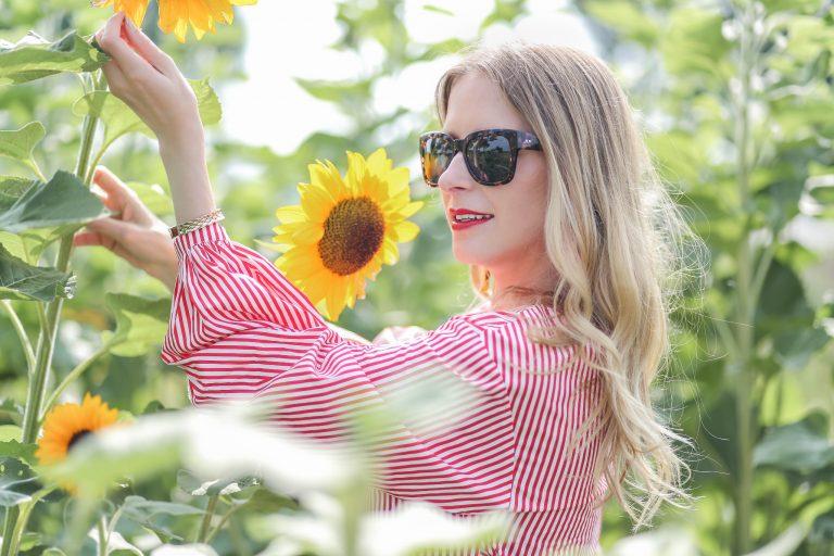 Golden Sunflowers