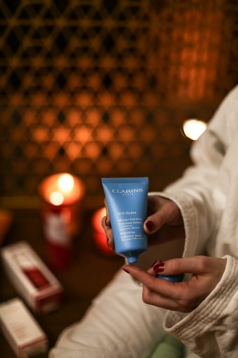 Winter Skincare w/ Clarins