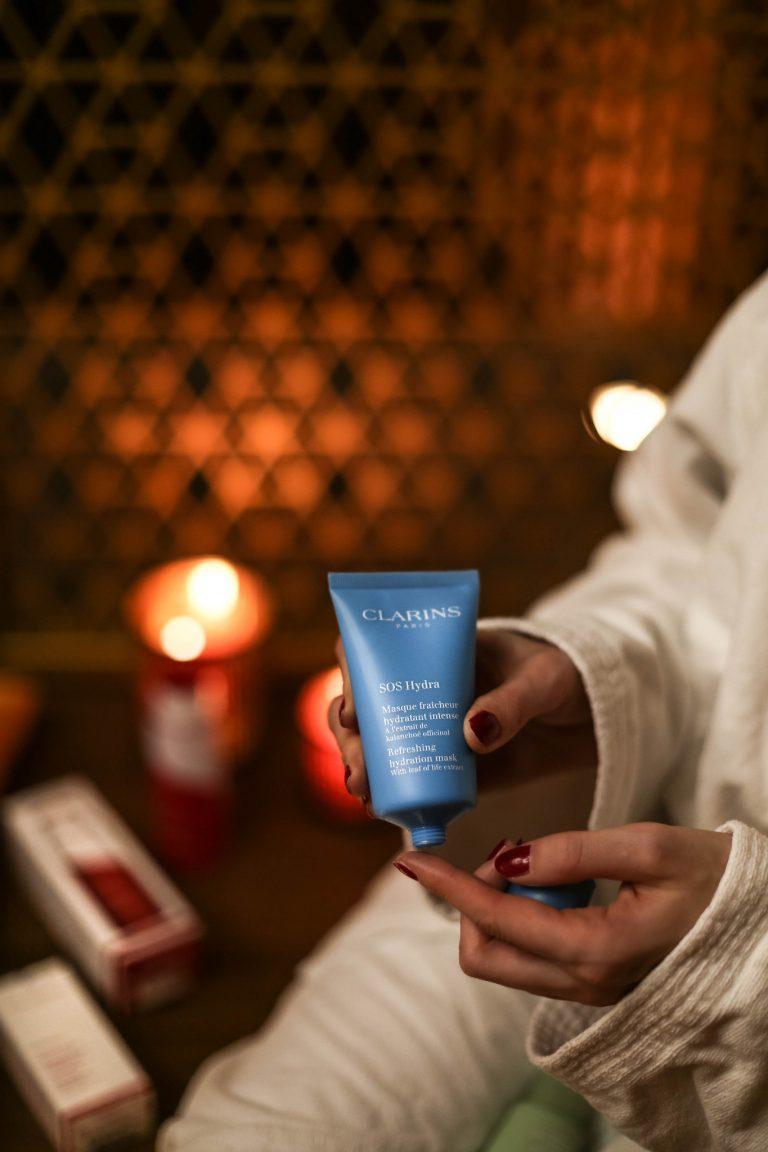 Winter Skincare w/ Clarins