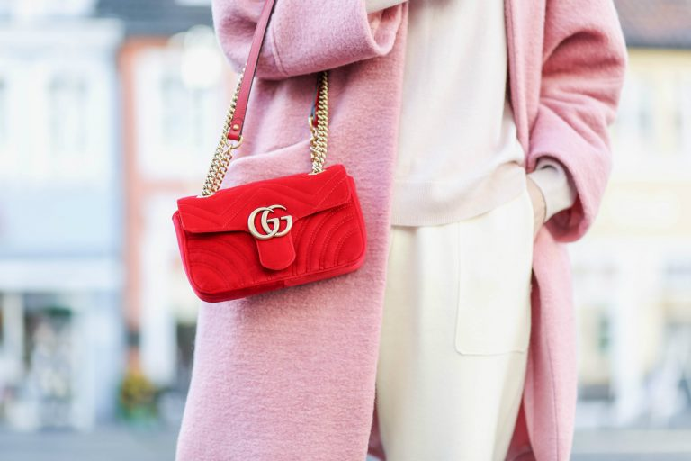 Velvet Gucci Marmont